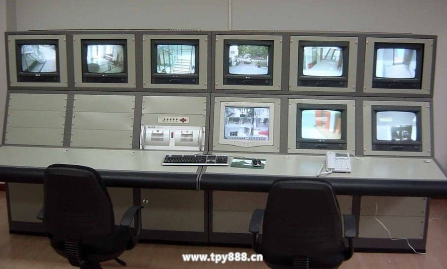 出入口都将安装视频安防监控系统